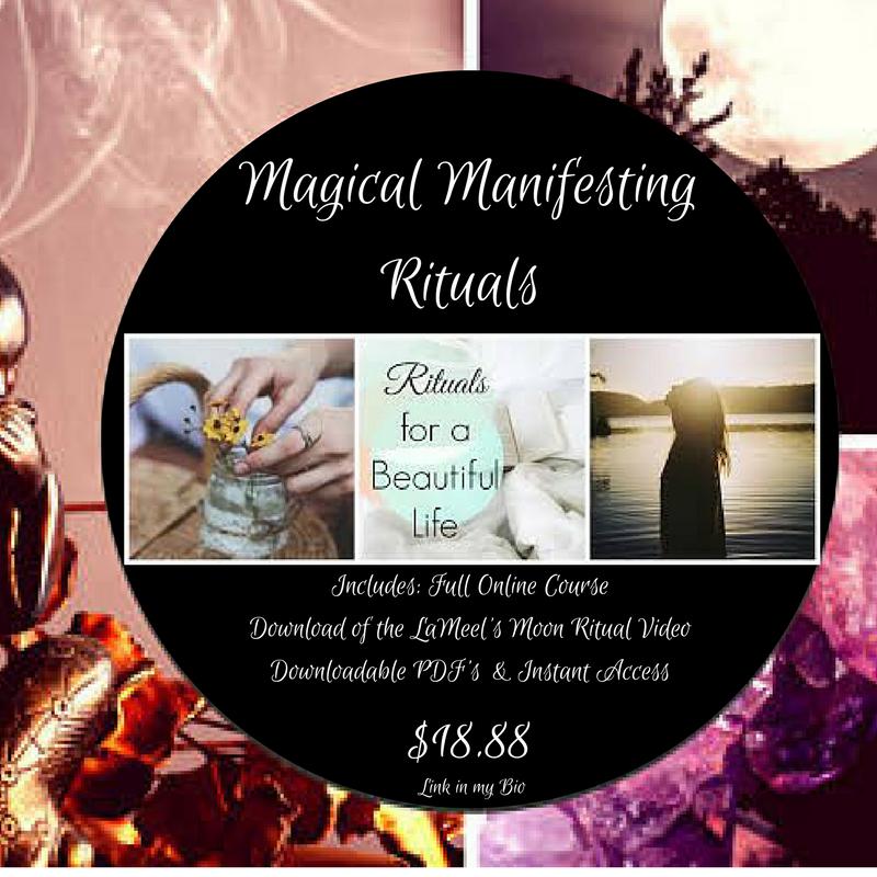 Magical Money Manifesting Rituals