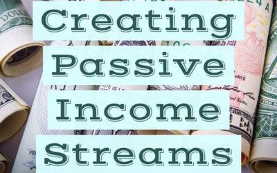 Passive Income Streams Creation